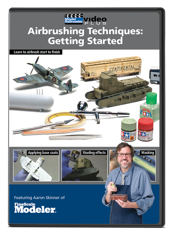 Airbrushing Techniques: Getting Started DVD