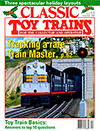 Classic Toy Trains December 1996