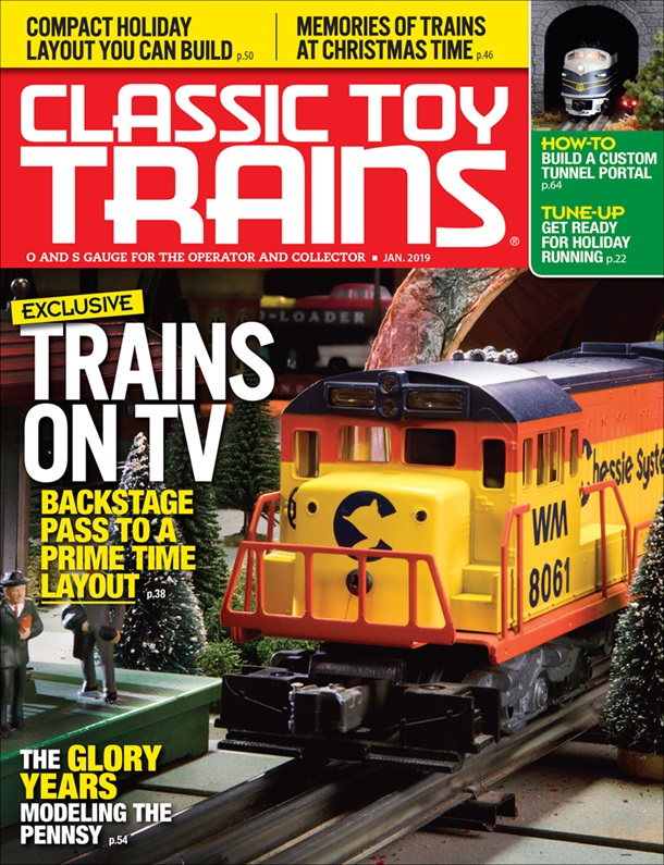 Classic Toy Trains January 2019