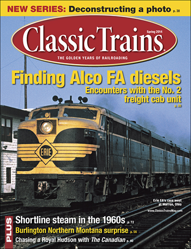 Classic Trains Spring 2014