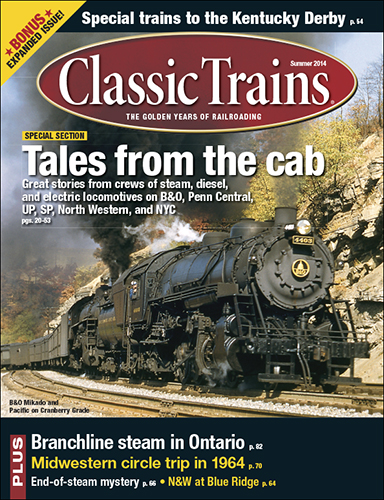 Classic Trains Summer 2014