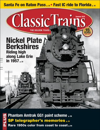Classic Trains Summer 2015