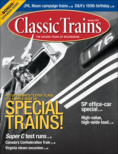 Classic Trains Summer 2017
