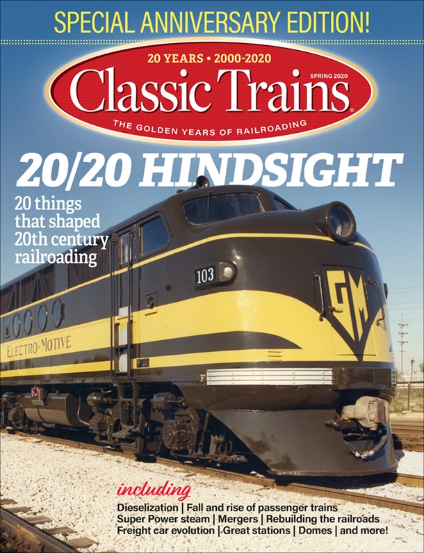 Classic Trains Spring 2020