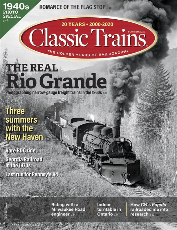 Classic Trains Summer 2020