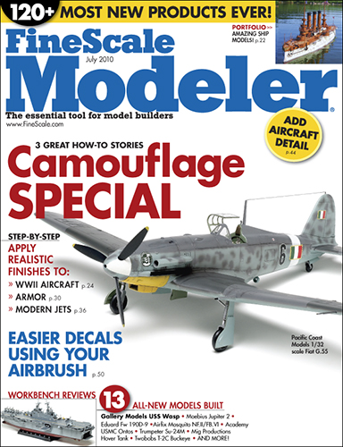 FineScale Modeler July 2010