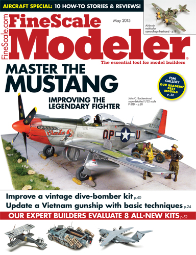 FineScale Modeler May 2015