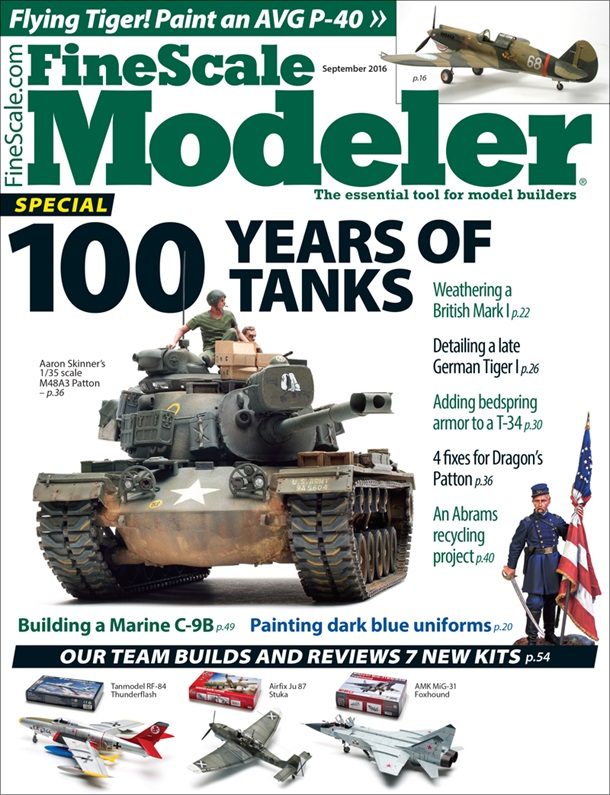 FineScale Modeler Sep 2016