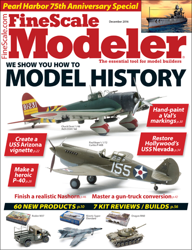 FineScale Modeler Dec 2016