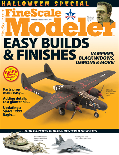 FineScale Modeler Oct 2017