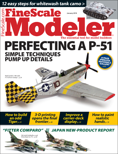 FineScale Modeler Jan 2018