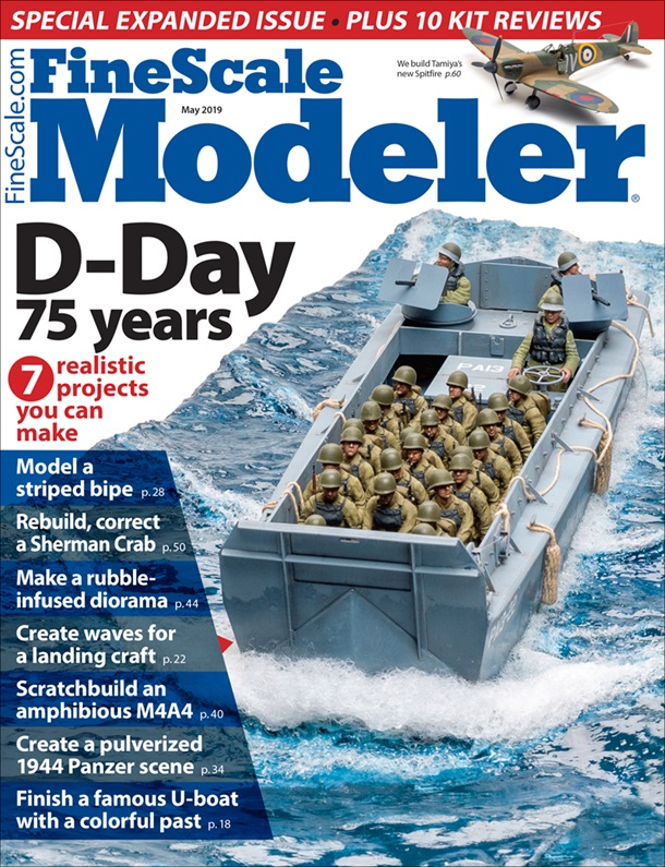 FineScale Modeler May 2019