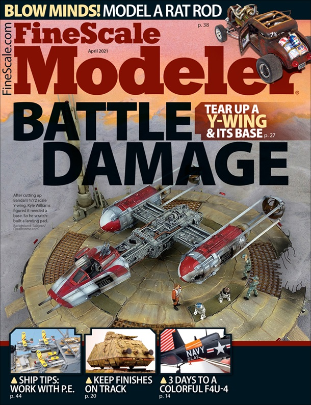 FineScale Modeler April 2021
