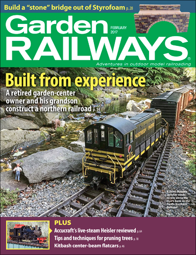 Garden Railways February 2017