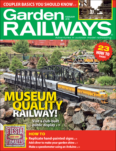 Garden Railways Feb 2018