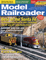 Model Railroader October 2005