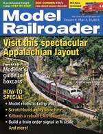 Model Railroader May 2006