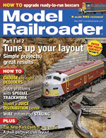 Model Railroader May 2007