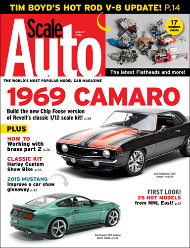 Scale Auto August 2014