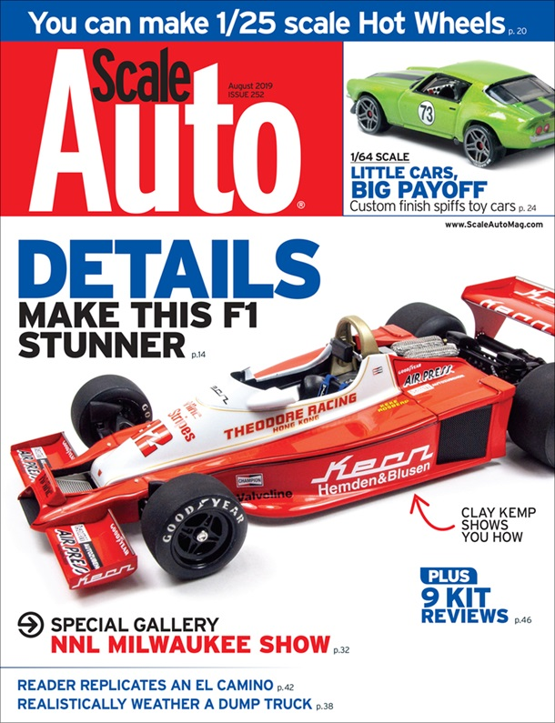 Scale Auto August 2019