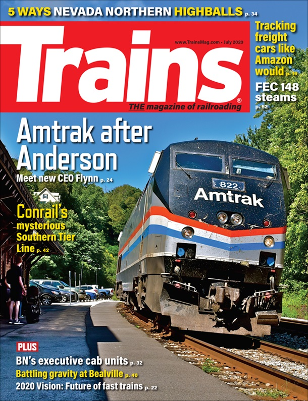 Trains July 2020