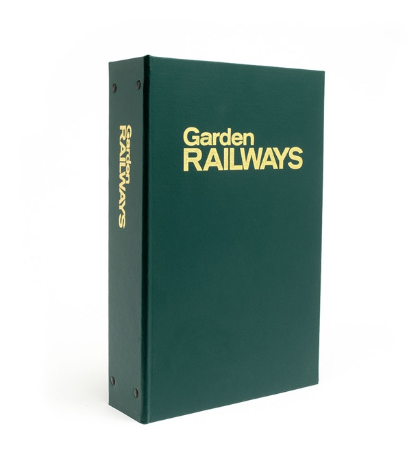 Garden Railways Magazine Binder