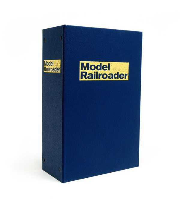 Model Railroader Magazine Binder