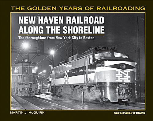 New Haven Railroad Along the Shore Line