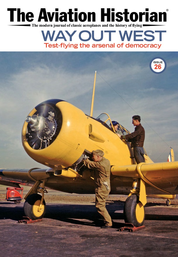 The Aviation Historian: Issue 26