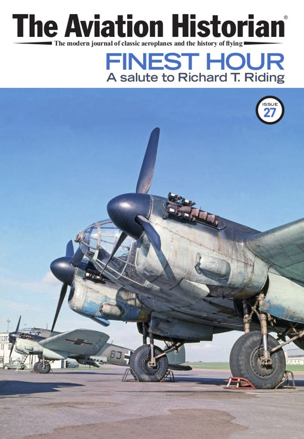 The Aviation Historian: Issue 27