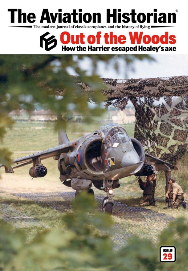 The Aviation Historian: Issue 29