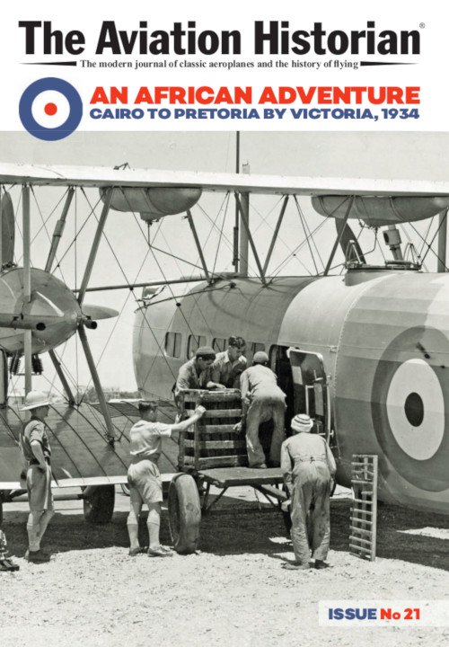 The Aviation Historian: Issue 21