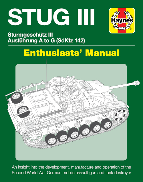 Haynes STUG III Enthusiasts' Manual