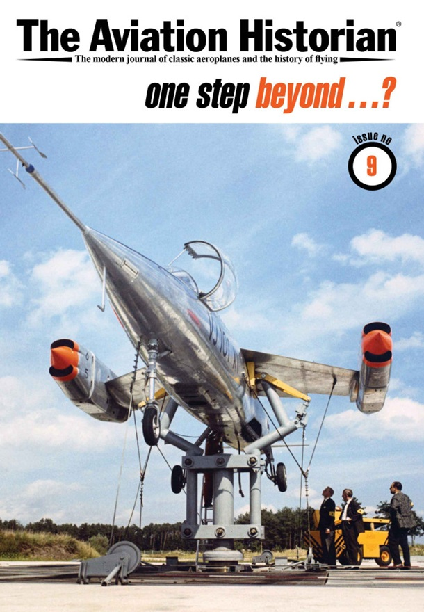 The Aviation Historian: Issue 9