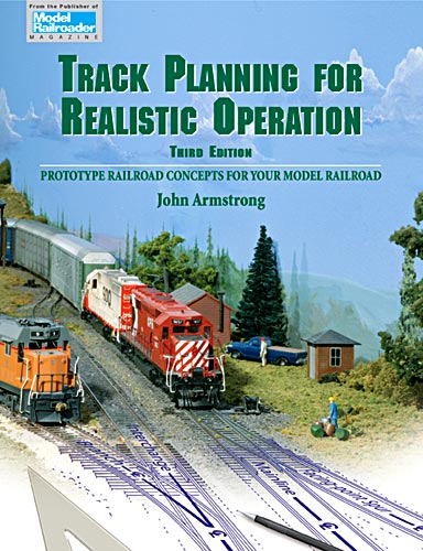 Track Planning for Realistic Operation, Third Edition