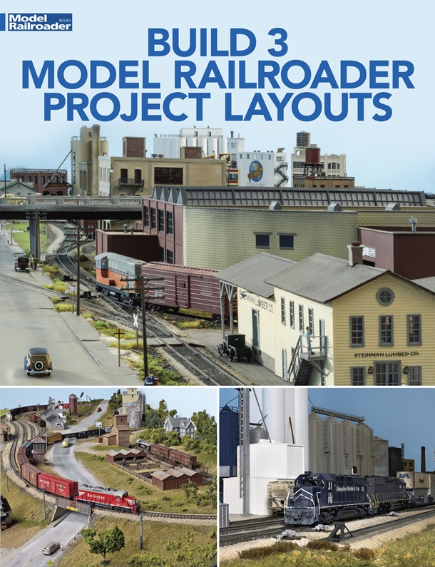 Build 3 Model Railroader Project Layouts