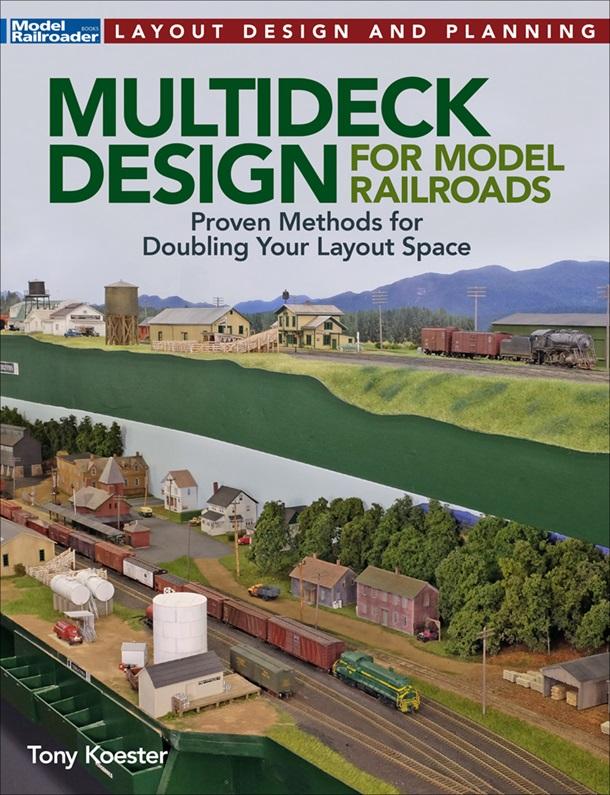 Multideck Design for Model Railroads