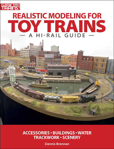 Realistic Modeling for Toy Trains: A Hi-rail Guide