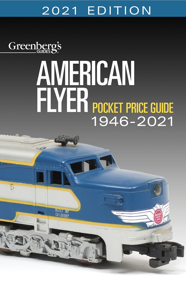 American Flyer Pocket Price Guide 1946-2021