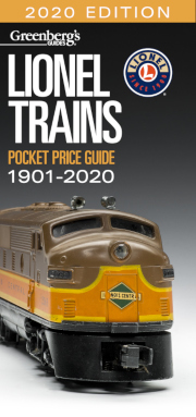 Lionel® Trains Pocket Price Guide 1901-2020