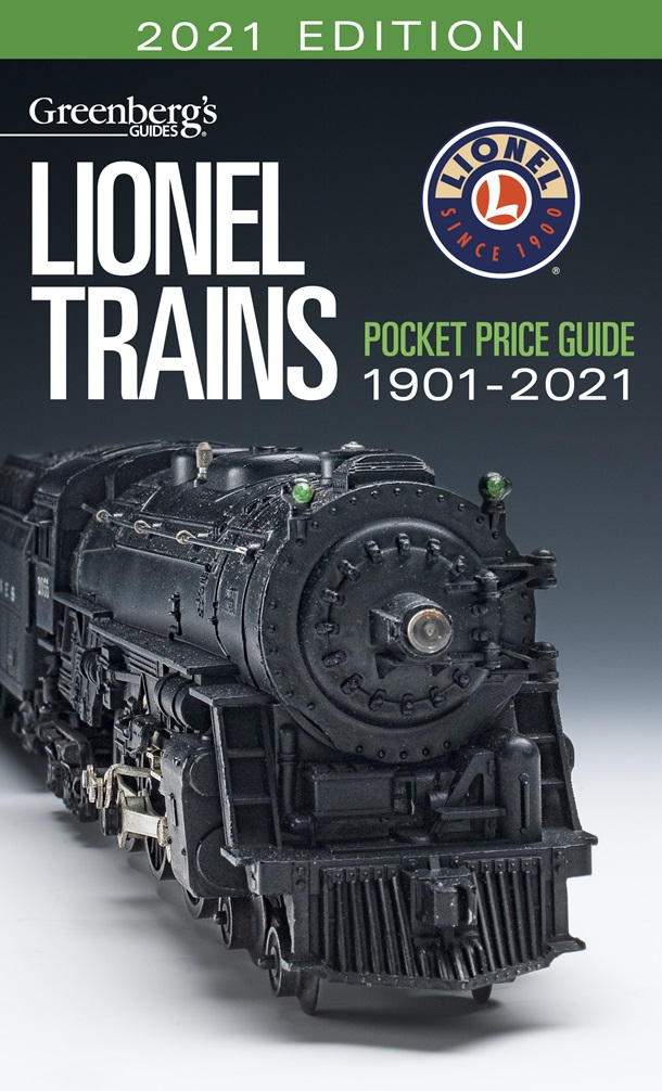 Lionel® Trains Pocket Price Guide 1901-2021