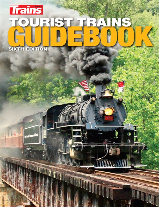 Tourist Trains Guidebook, 6th Edition