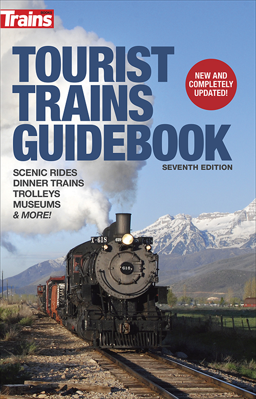 Tourist Trains Guidebook, 7th Edition