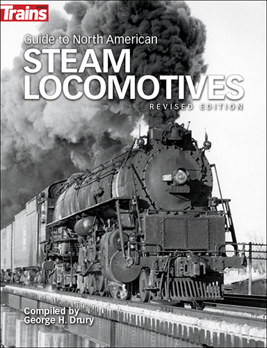 Guide to North American Steam Locomotives, Revised Edition