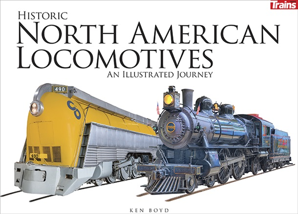Historic North American Locomotives (softcover)