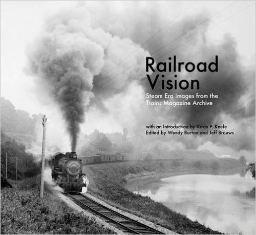 Railroad Vision - Signed Copy