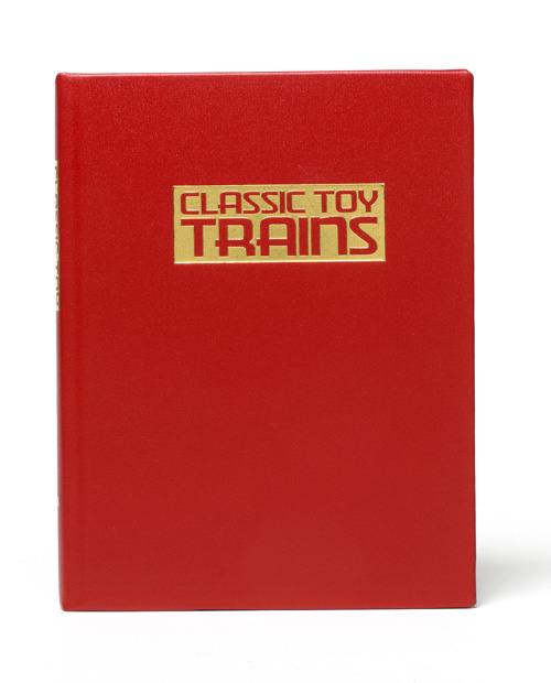 Classic Toy Trains Bound Volume 31 2018
