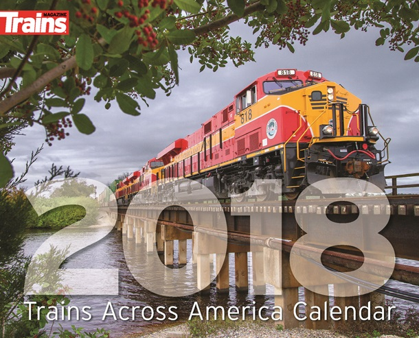"Image result for Trains 2018 ""Trains Across America"" Calendar"