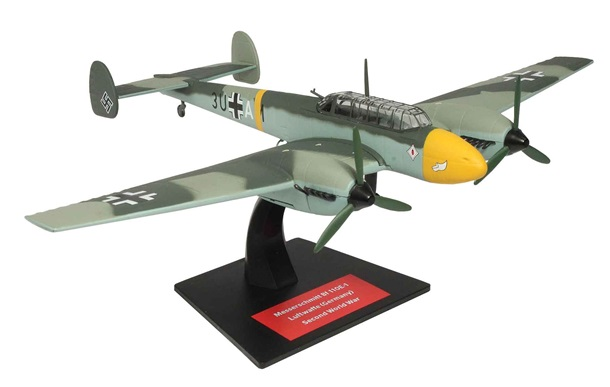 Messerschmitt BF 110E-1 Aircraft Model