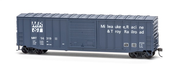 Milwaukee, Racine & Troy 50-foot Boxcar Kit - Limited Edition